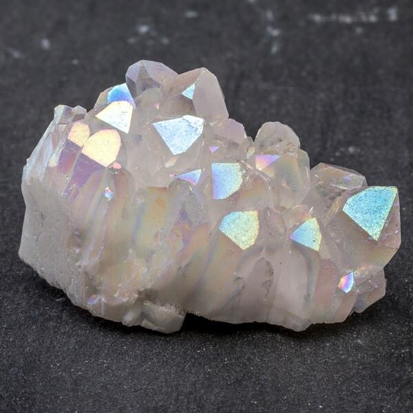 The Angel Aura Quartz gemstone