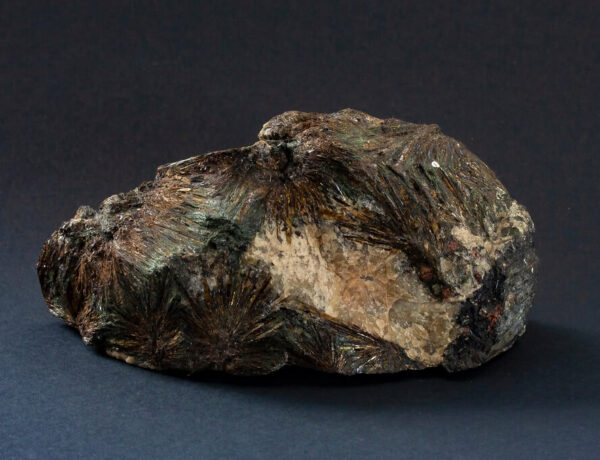 A large piece of Astrophyllite