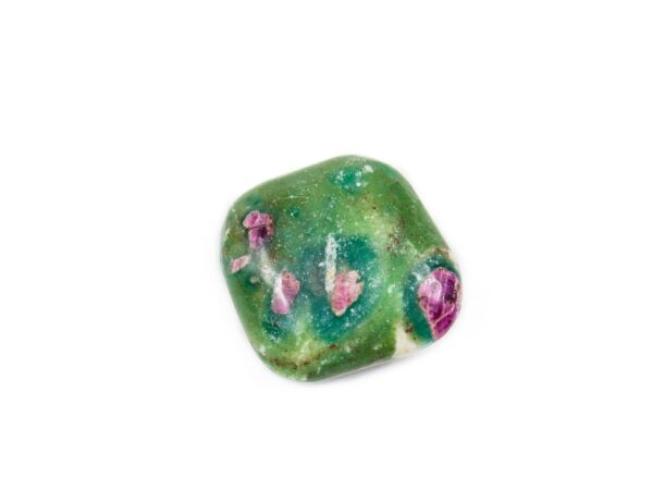 A single piece of Ruby Fuchsite