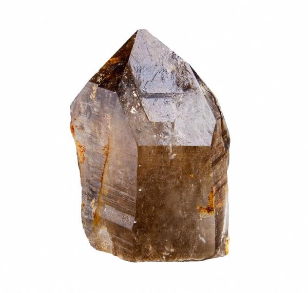 A Smoky Quartz crystal