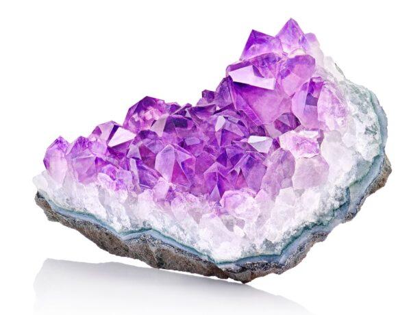 A piece of Amethyst