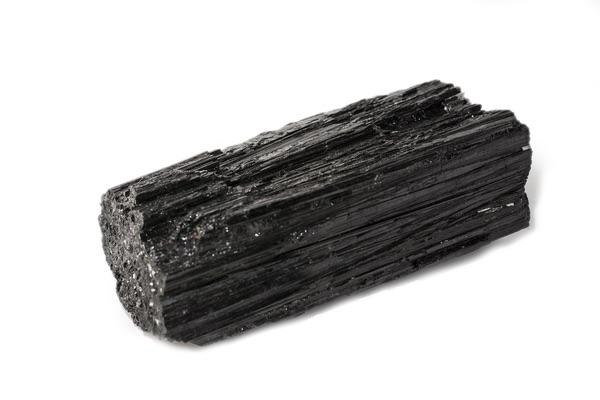 A Black Tourmaline column