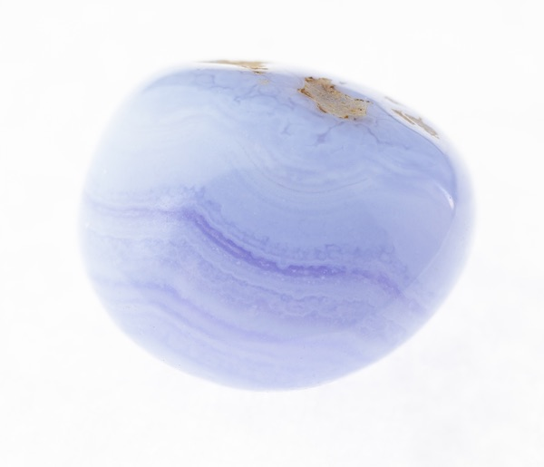 Blue Lace Agate for relaxing