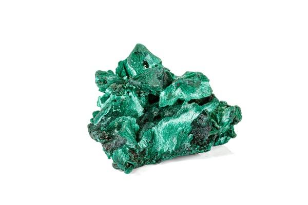 A small Malachite love crystal