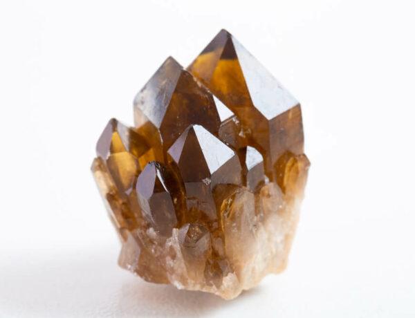 A Smoky Quartz crystal for empaths