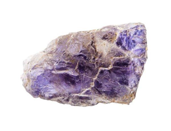 An Iolite creativity crystal