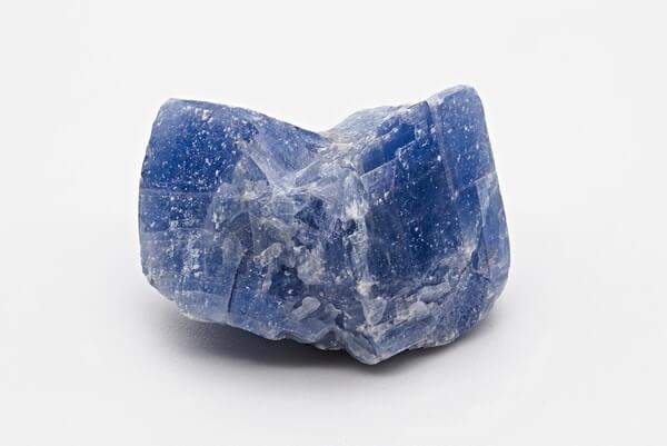 A Gemini birthstone called Blue Calcite