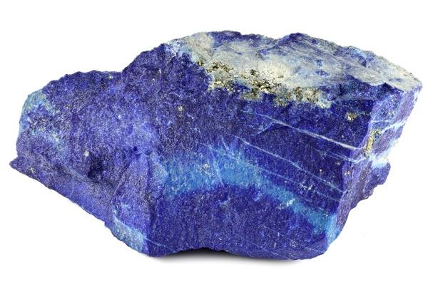 Rough block of Lapis Lazuli