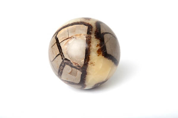 A Septarian sphere