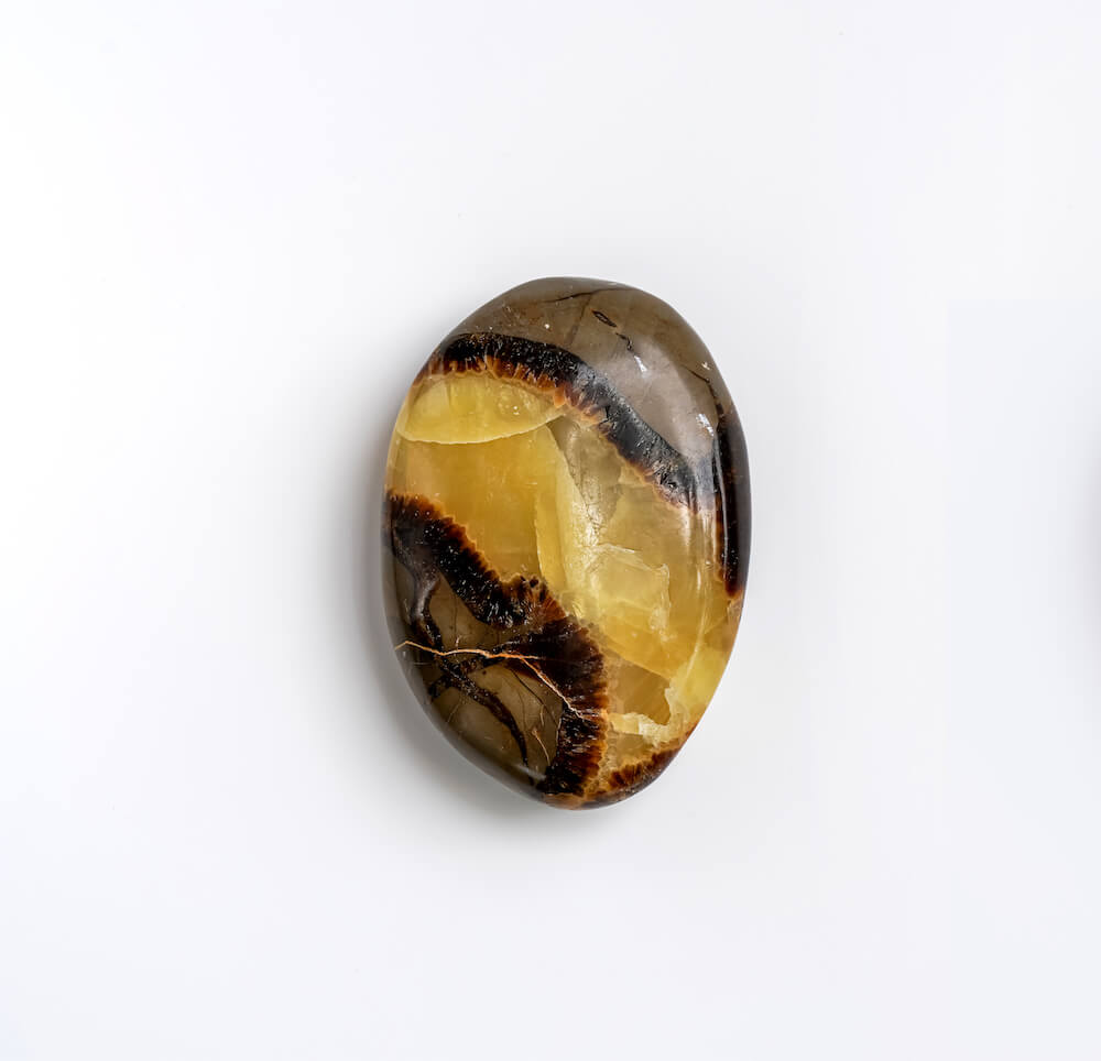 One Septarian stone