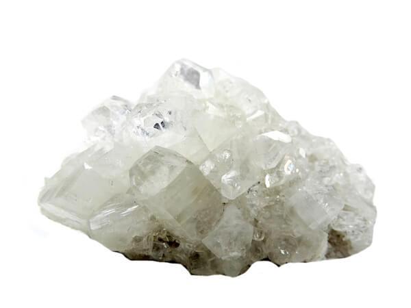 One Apophyllite crystal
