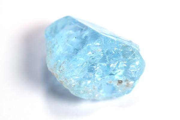 Blue colored Topaz stone
