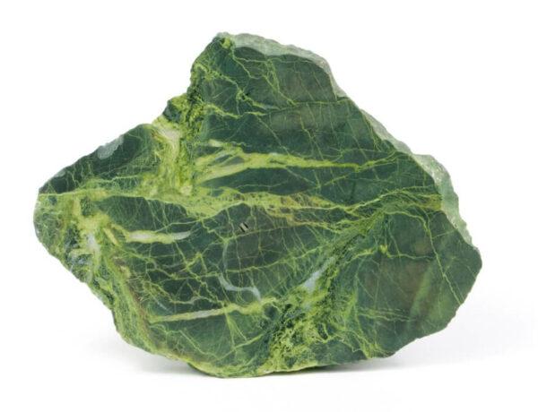 Raw piece of Green Jasper