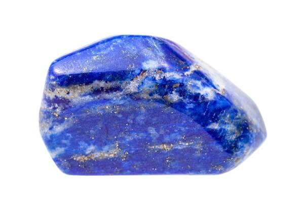 A blue Lapis Lazuli Libra birthstone