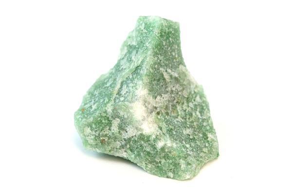 One large piece of Green Quartz