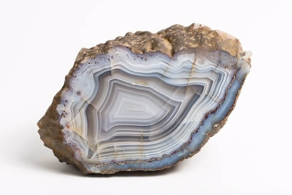 Large piece of Banded Agate