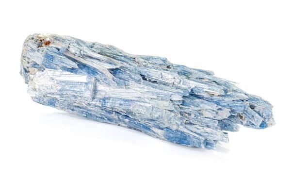 A piece of Blue Kyanite